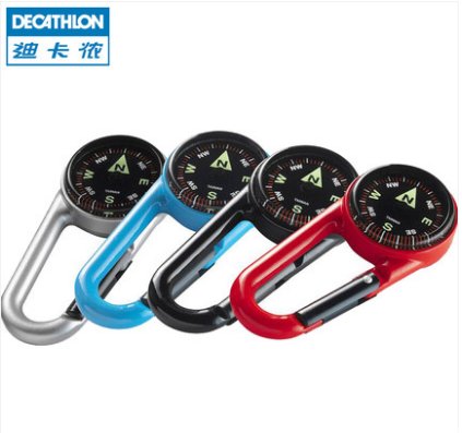 迪卡侬(DECATHLON) 便携式指南针 19.9元